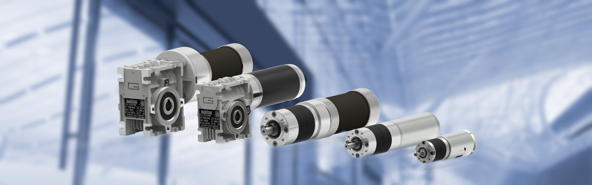 MICRO Gearmotors INTECNO