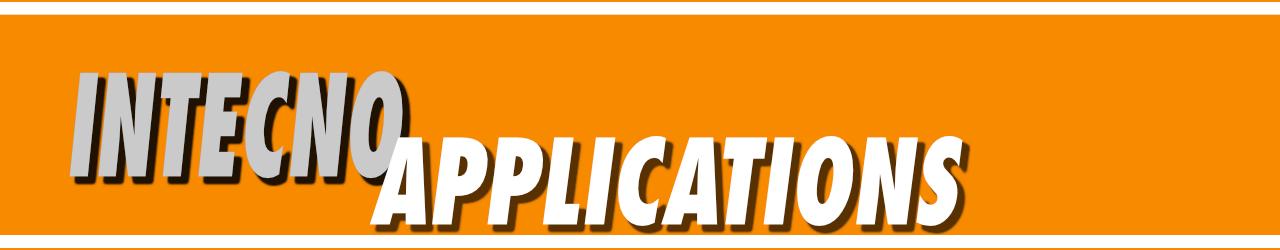 Intecno Applications