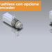 Motore Brushless con opzione Freno ed Encoder