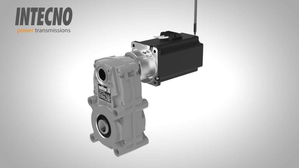 Nuova serie di Motori BLDC per AGV